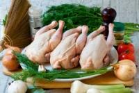 Цыплята-корнишоны.