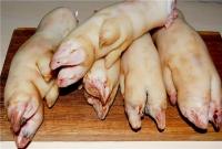 Ножки свиные.